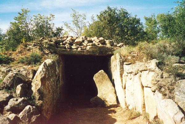 dolmen de Llanera o de la Torre dels Moros