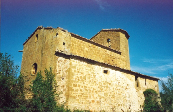 Església de Sant Martí - Autor Ramon Sunyer i Balcells (-0001)