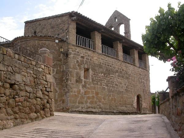 03.07.2010 església de claret  Claret -  Ramon Sunyer