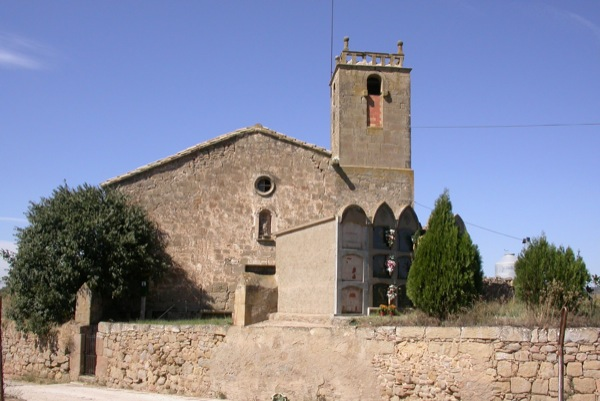església de sant serni Foto: ramon sunyer - Sant Serni