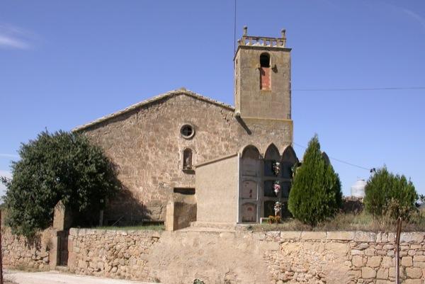 10.07.2001 Església Santa Maria  200 - Autor Ramon Sunyer