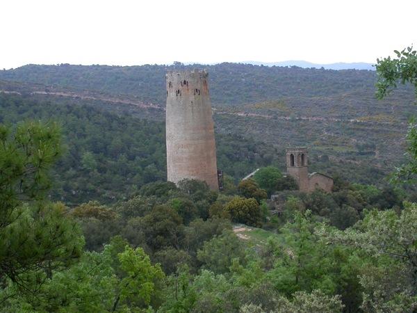 30.11.-0001 Torre de vallferosa  Vallferosa -  ramon sunyer