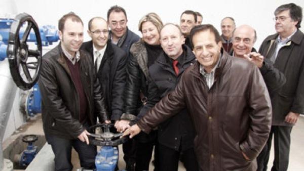 els alcaldes dels municipis - Torà