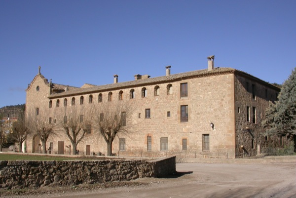 Convent de sant Antoni de Pàdua de Torà Foto: Ramon Sunyer - Torà