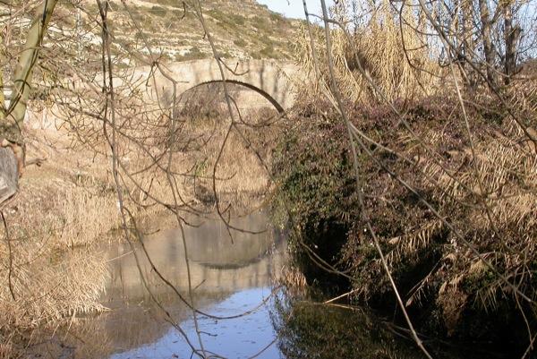 Pont de les Merites - Autor Ramon Sunyer i Balcells (-0001)