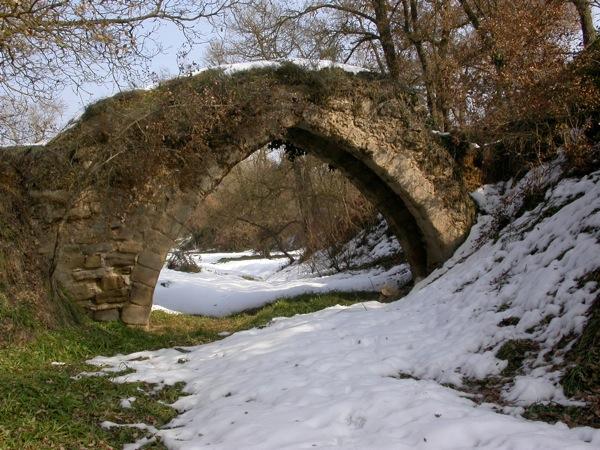 Pont del Diable de Torà - Torà