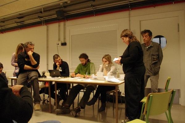 25.04.2010 Consulta sobre la independència l'escrutini dels vots  Torà -  Ramon Sunyer