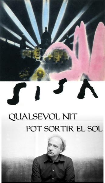 portada del disc Qualsevol nit pot sortir el sol -
