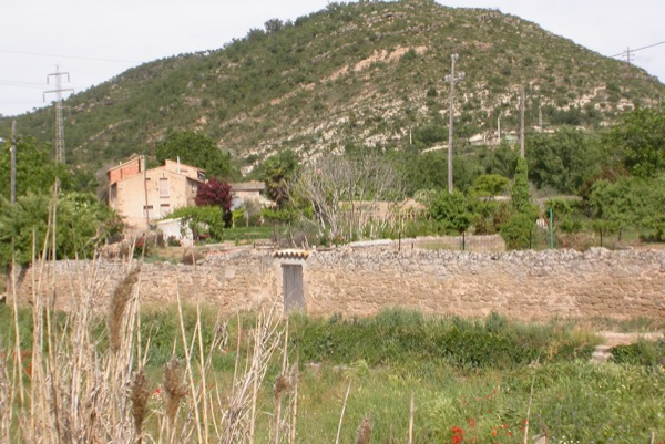 12.06.2010 Vista general des del pont   Torà -  Ramon Sunyer