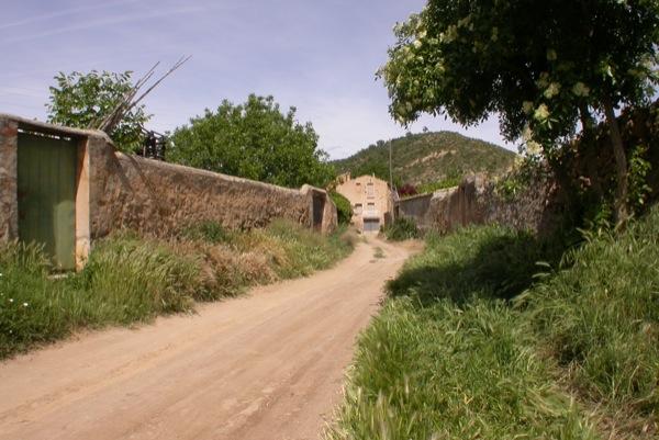 12.06.2010 Vista de cal Peretó   Torà -  Ramon Sunyer