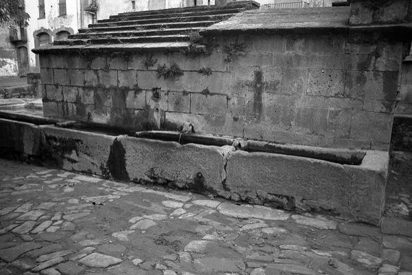 05.05.1986 Els abeuradors dels animals  Torà -  Ramon Sunyer