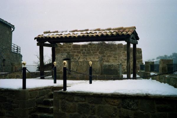 Tombes nevades - Claret