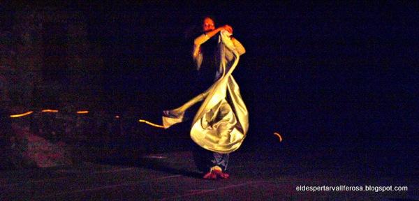 03.07.2010 Espectacle de dansa El Despertar  Vallferosa -  Josep Gatnau
