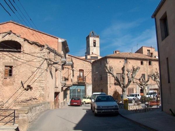 Sant Martí de Sesgueioles - Sant Martí de Sesgueioles