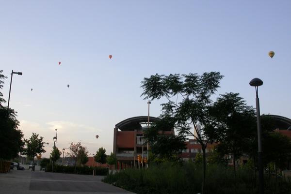 09.07.2010 A la 14a edició hi participen més de 40 pilots  Igualada -  Ramon Sunyer