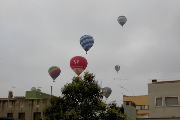 10.07.2010 Vol de competició de dissabte al matí  Igualada -  Margarita Bolea