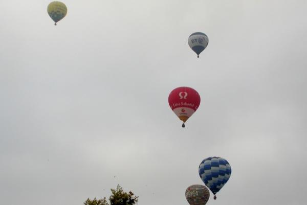 10.07.2010 Cada globus té uns colors característics  Igualada -  Margarita Bolea