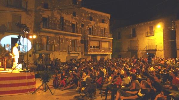 31.07.2010 Certamen de monòlegs: Presentació Toni i Jordi Torres  Torà -  Xavier