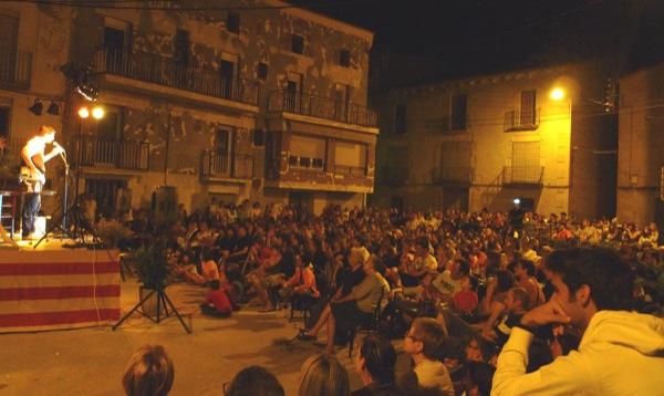 31.07.2010 Certamen de monòlegs: Monòleg del Sergi  Torà -  Xavier