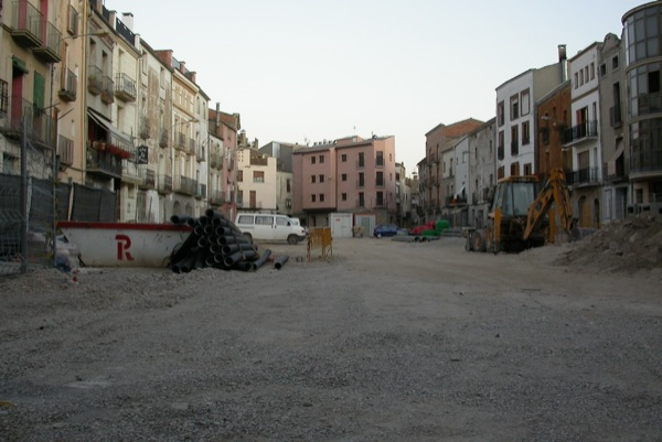 28.07.2009 Excavació i clavegueram  Torà -  Ramon Sunyer