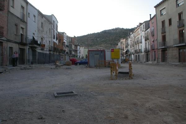 28.07.2009 Detall de les obres  Torà -  Ramon Sunyer