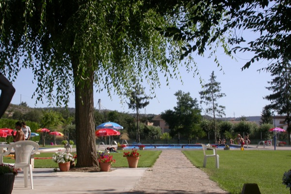 Piscina Municipal Foto: Ramon Sunyer - Torà