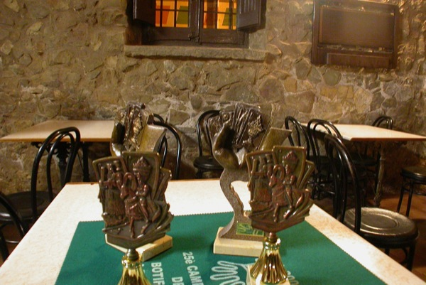 28.08.2010 Els trofeus  Torà -  Ramon Sunyer