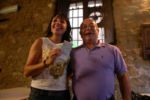 28.08.2010 Marta Oller i Melitó Sangrà (tercers)  Torà -  Ramon Sunyer
