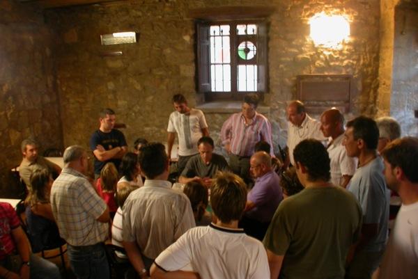 28.08.2010   Torà -  Ramon Sunyer