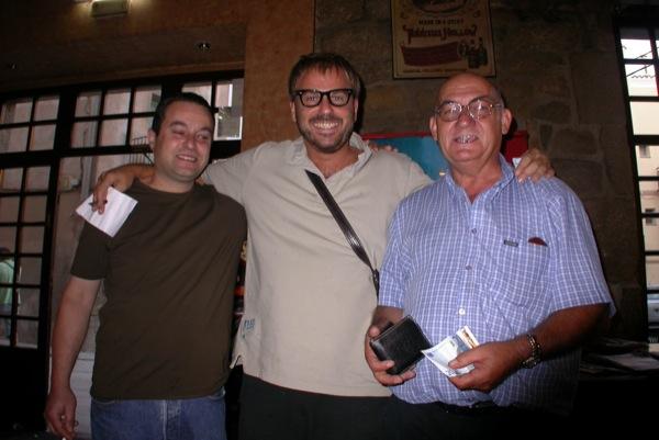 28.08.2010 Xavier Blancafort i Pere Santasusanna (quarts)  Torà -  Ramon Sunyer