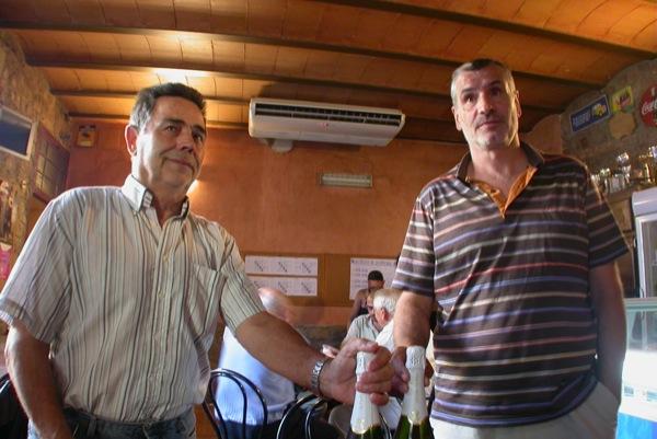28.08.2010 Fructuós Gené i Josep Viladrich  Torà -  Ramon Sunyer