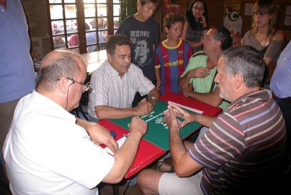 28.08.2010 Semifinals  Torà -  Ramon Sunyer