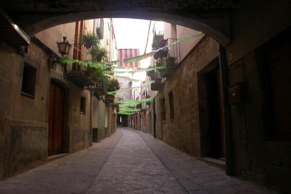 El carrer nou - Torà