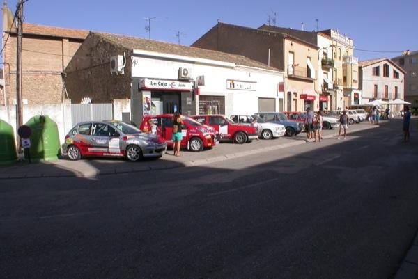 28.08.2010 Exposició cotxes antics  Torà -  Ramon Sunyer