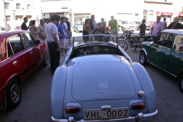 28.08.2010 Exposició cotxes antics MG  Torà -  Ramon Sunyer