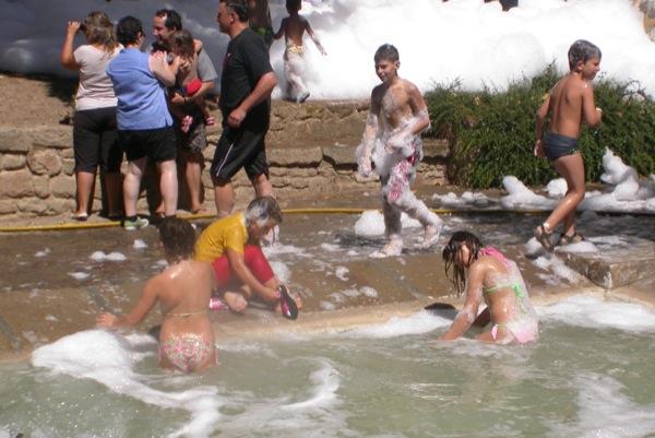 28.08.2010 Festa de l'Escuma  Torà -  Ramon Sunyer