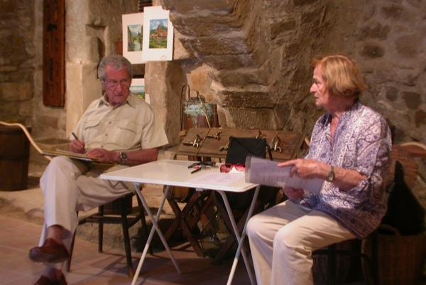 01.09.2010 Exposicions, Joan Canós  Torà -  Ramon Sunyer