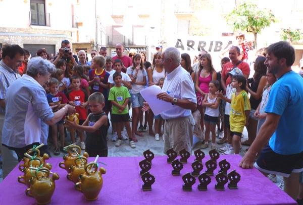 28.08.2010 COS de Sant Gil  Torà -  Xavier