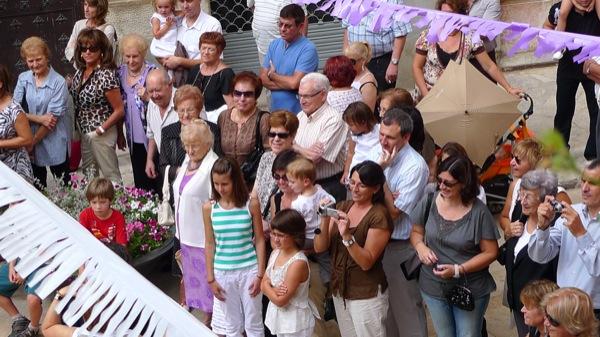 01.09.2010 Dansa dels priors i priores de Sant Gil  Torà -  Xavier