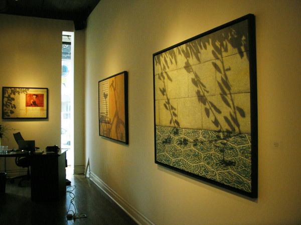 08.07.2008 Exposició a la galeria Soho  New York -