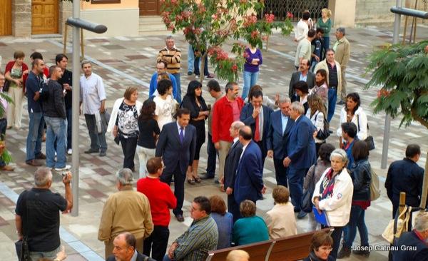 20.09.2010 Inauguració  Torà -  J Gatnau