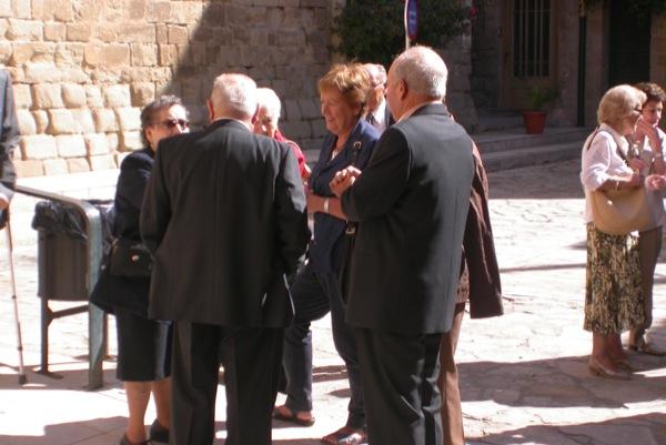 19.09.2010 Trobada  Torà -  Ramon Sunyer