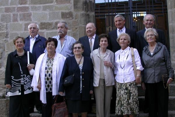 19.09.2010 Foto de grup dels celebrants  Torà -  Ramon Sunyer
