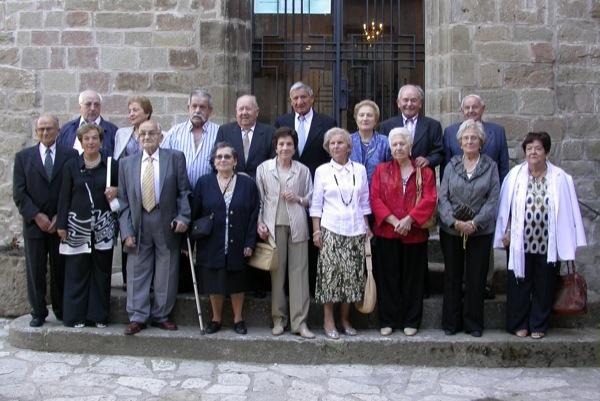 19.09.2010 Els celebrants i les parelles  Torà -  Ramon Sunyer