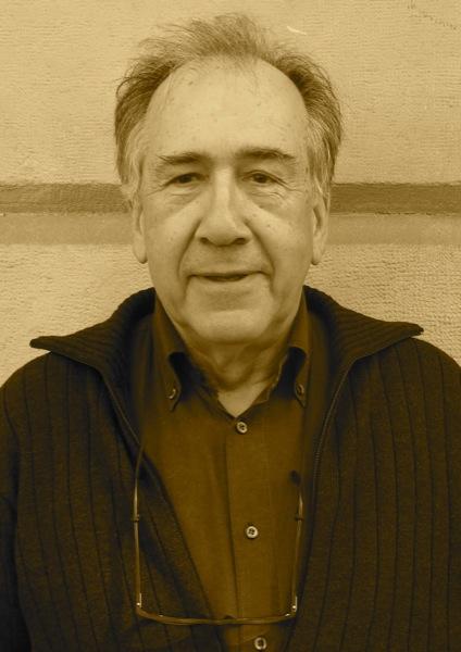 El poeta Joan Margarit - Barcelona