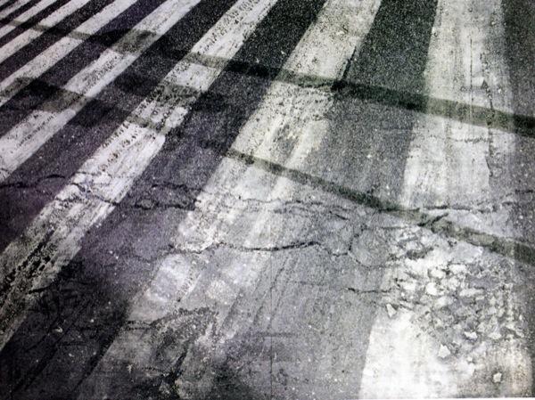 10.09.1988 Sèrie Asfalt: Pas zebra  -
