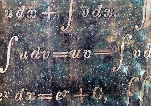 10.09.1993 Sèrie Abstracció matemàtica: CaÌ€lcul integral II  -
