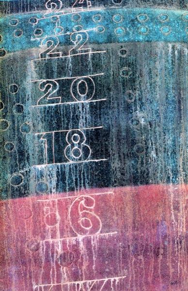 10.09.1994 Sèrie Barcos: Numeració sobre barca mercant  -