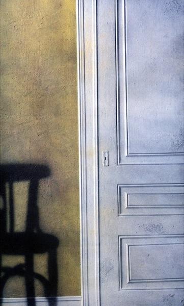 10.09.2000 Sèrie interiors: Cadira tonet  -