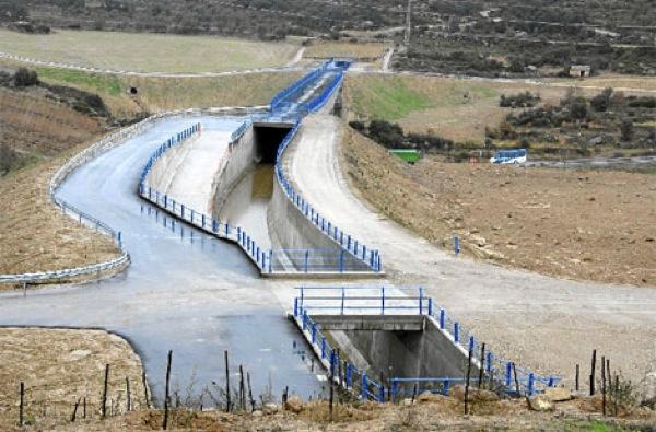 canalització del Segarra-Garrigues -